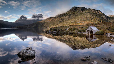 Photograph - Dove Lake 2 by Brad Grove