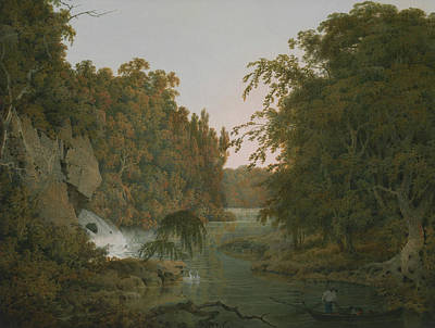 Painting - Dovedale by Joseph Wright