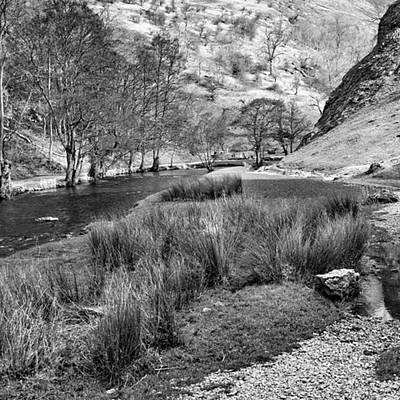 Natureonly Photograph - Dovedale, Peak District Uk by John Edwards