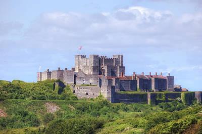 Kent Photograph - Dover - England by Joana Kruse
