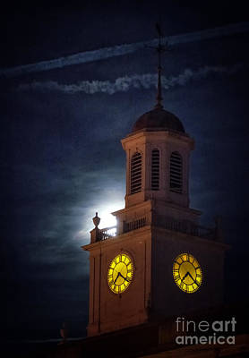 Nh Photograph - Dover New Hampshire City Hall by Scott Thorp