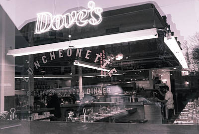 Photograph - Dove's Diner by Paki O'Meara