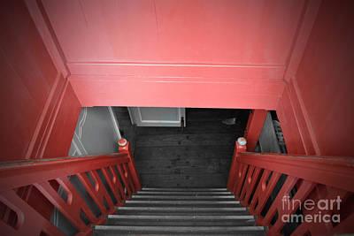 Moet Wall Art - Photograph - Down Below by Jost Houk