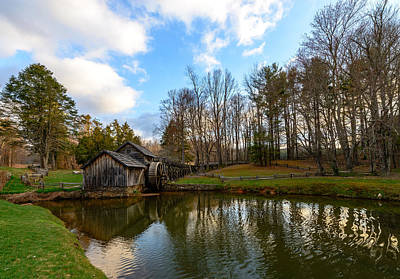 Photograph - Down By The Mill by Michael Scott