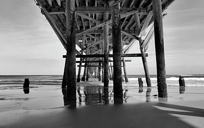 Photograph - Down By The Pier by Peter Chilelli