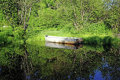 Photograph - Down By The River by Debbie Oppermann