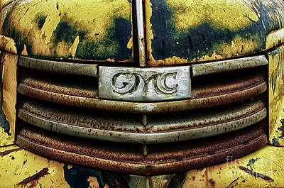 Rusted Cars Photograph - Down In The Dumps 22 by Bob Christopher