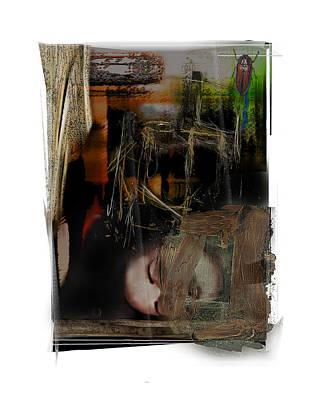 Down Art Print by Nuff