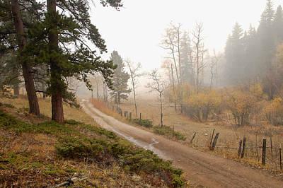Down The Foggy Road Original