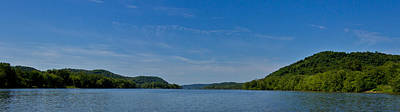 Photograph - Down The Ohio River by Jonny D