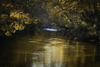 Photograph - Down The River by Ken Barrett