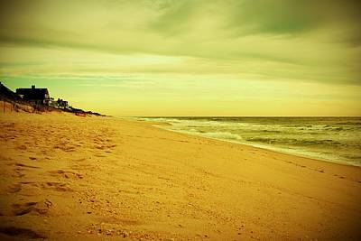 Photograph - Down The Shore - Jersey Shore by Angie Tirado