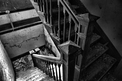 Photograph - Downstairs by CA  Johnson