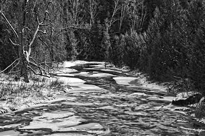 Downstream On The Credit Original by Phill Doherty