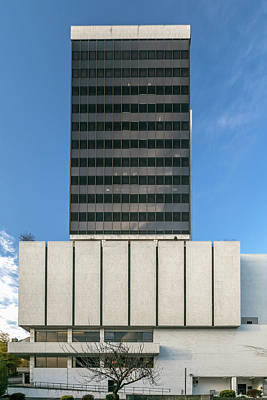 Photograph - Downtown Bank by Tim Wilson