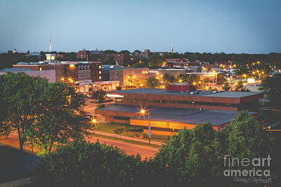 Photograph - Downtown Beloit by Viviana Nadowski