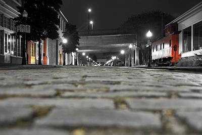 Pucker Up - Downtown Birmingham by Jeannee Gannuch
