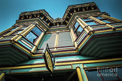 Photograph - Downtown Ferndale, Ca - Humboldt County by Blake Webster