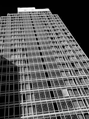 Photograph - Downtown Highrise by John Rizzuto