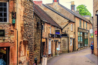 Photograph - Downtown In The Cotswolds by Wallaroo Images