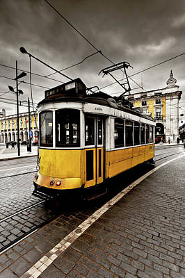 Photograph - Downtown by Jorge Maia