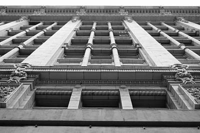 Photograph - Downtown La Classical Architecture by Matt Harang
