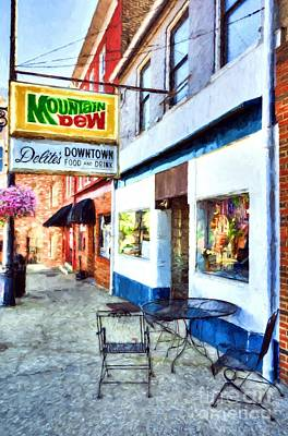 Photograph - Downtown Maysville Kentucky # 3 by Mel Steinhauer