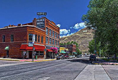 Photograph - Downtown Salida Colorado by Charles Muhle
