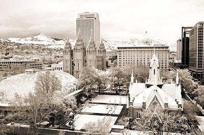 Downtown Salt Lake City Original