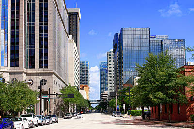 Photograph - Downtown Tampa Fl, Usa by Chris Smith