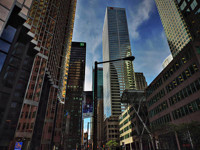 Photograph - Downtown Toronto 004 by Lance Vaughn