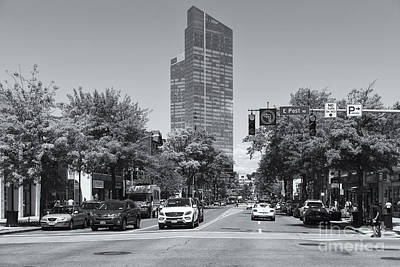 Photograph - Downtown White Plains New York Vi by Clarence Holmes
