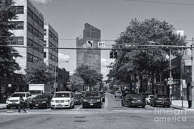 Photograph - Downtown White Plains New York Viii by Clarence Holmes