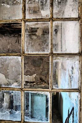 Photograph - Dozen Window Panes by JAMART Photography