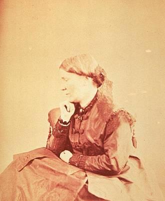 Dr. Elizabeth Blackwell 1821-1910 Art Print by Everett