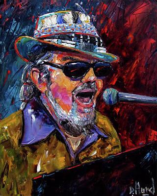 Dr. John Portrait Original
