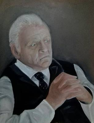 Anthony Hopkins Painting - Dr. Robert Ford by Enriqueto Sabio