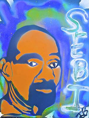 Liberal Painting - Dr. Sebi by Tony B Conscious