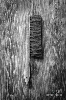 Photograph - Drafting Brush by YoPedro