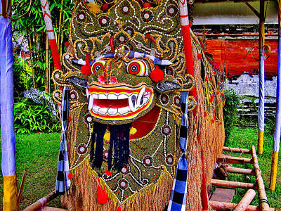 Dragon. Bali. Original by Andy Za