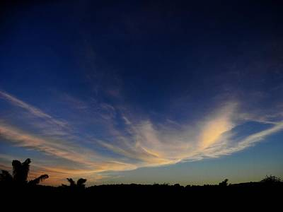 Photograph - Dragon Cloud by Mark Blauhoefer