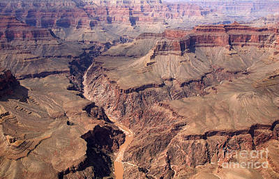 Dragon Corridor Grand Canyon Art Print by Thomas R Fletcher