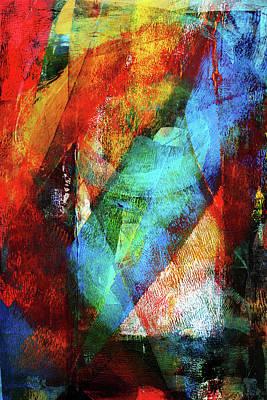 Must Art Painting - Dragon Eye  by Christopher Davis