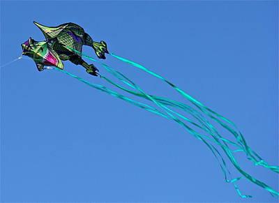 Photograph - Dragon Kite by Denise Mazzocco