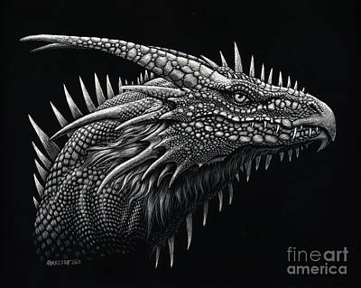 Dragon Lizard Original