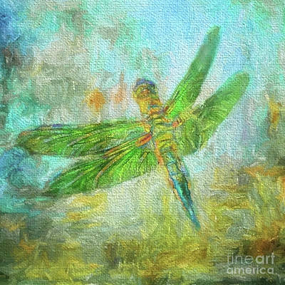 Photograph - Dragonfly by Clare VanderVeen