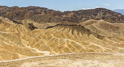 Desert Photograph - Dragons Back by Loree Johnson