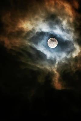 Photograph - Dragon's Eye by Wes Jimerson