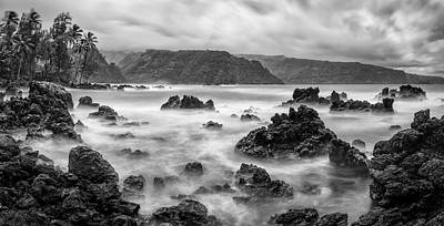 Sea Photograph - Dragons House by Jon Glaser
