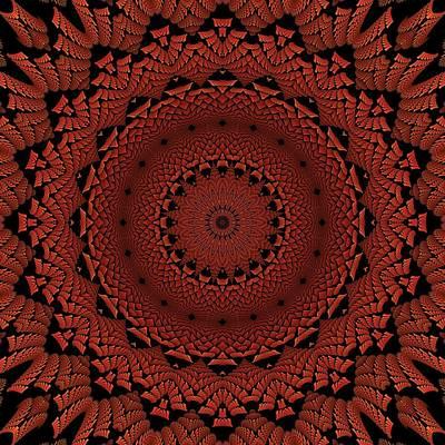 Digital Art - Dragonspur K20-3 by Doug Morgan